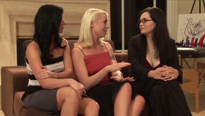 lexi belle lesbiske trekant