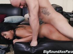 Nubian big ass fucked