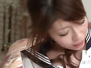 Hardcore fucking with oral straight and anal for asian teen
