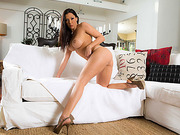 A hunk dudes big fat cock worship by hot Rachel Starr