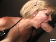 Gorgeous college girl Sadie Sable is a slut with her priest