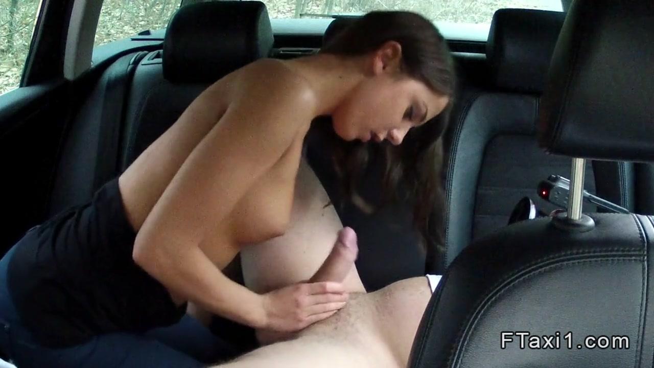 Fake porn czech taxi Czechtaxi Multiple