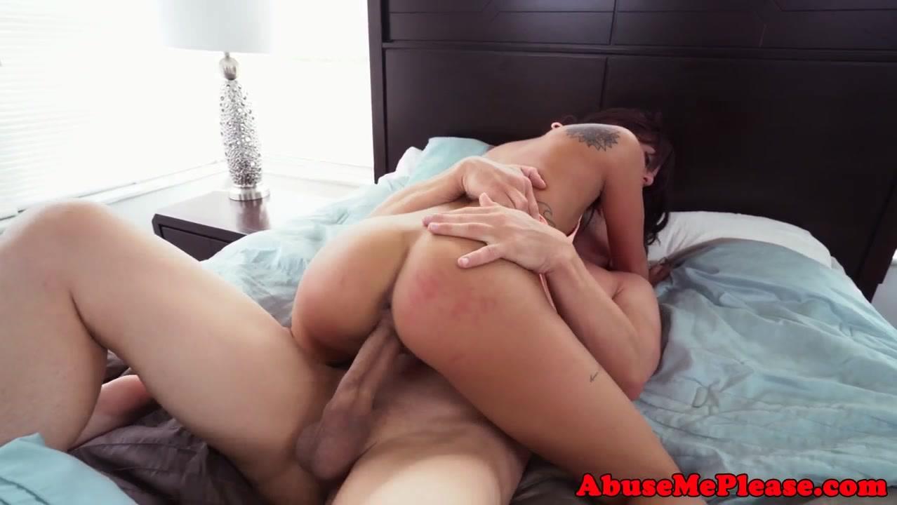 Hot Latina Teen Gets Fucked